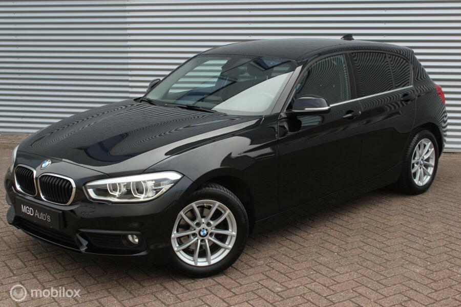 BMW 1-serie 116i Essential /XENON/LED/NAVI/CLIMATE/CRUISE/STOELVERW./PDC!