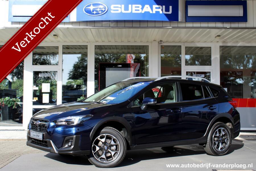 Subaru Xv 1.6 CVT Luxury Eyesight * Navigatie * Keyless Entry *
