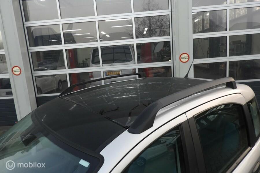 Fiat Panda - 1.2 Emotion climatronic , panoramadak