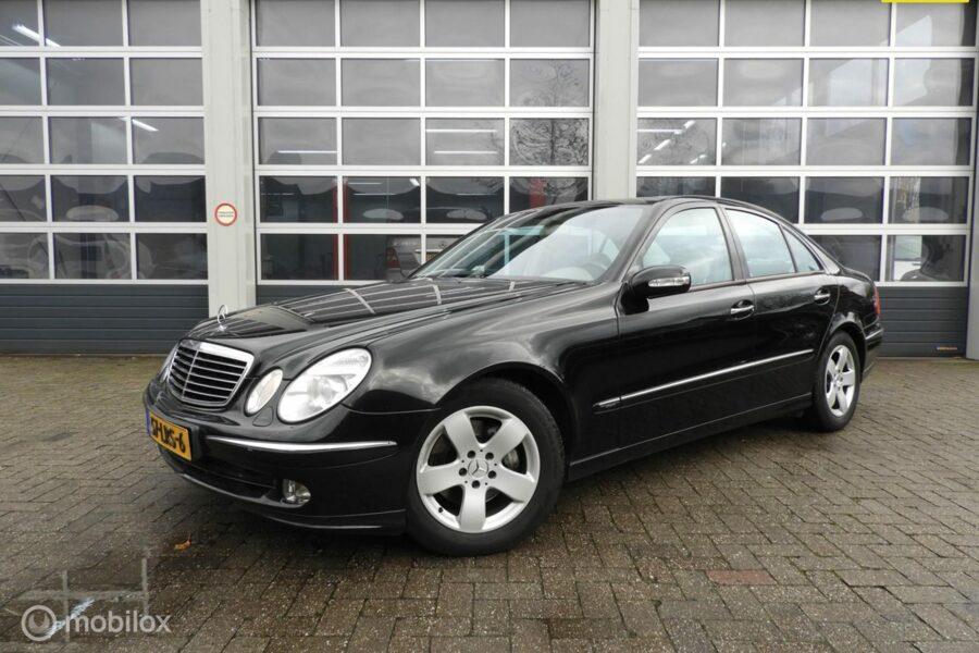 Mercedes-Benz E-klasse - 320 cdi avantgarde aut. schuifdak VASTE PRIJS