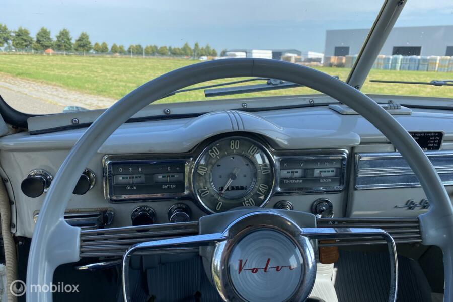 Volvo Duett P445 B16 Panel Van