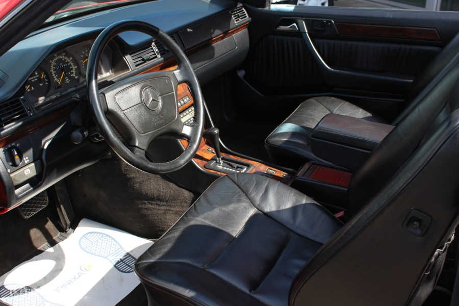 Mercedes E Klasse E 320 24v cabriolet aut airco leer