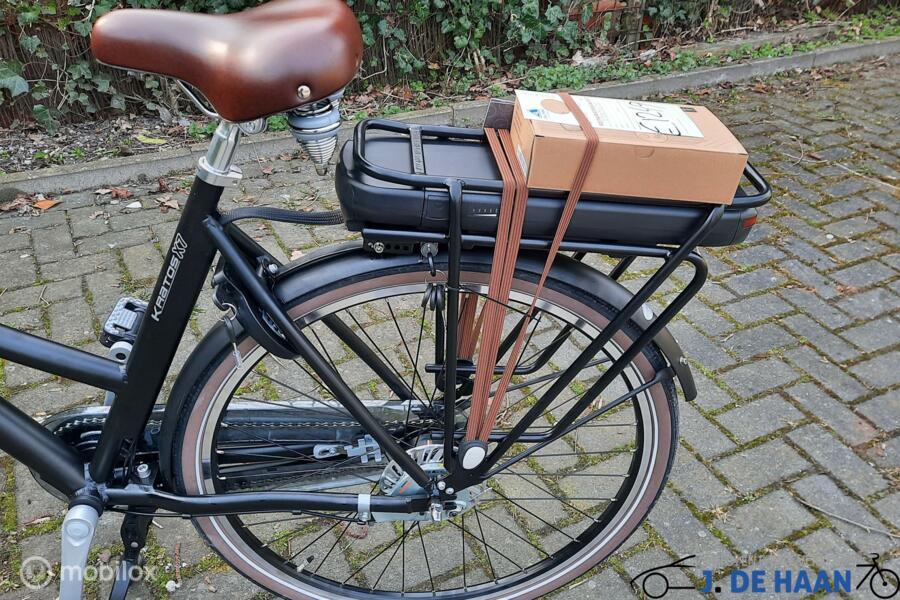 Altec Kratos N 7 e bike transport