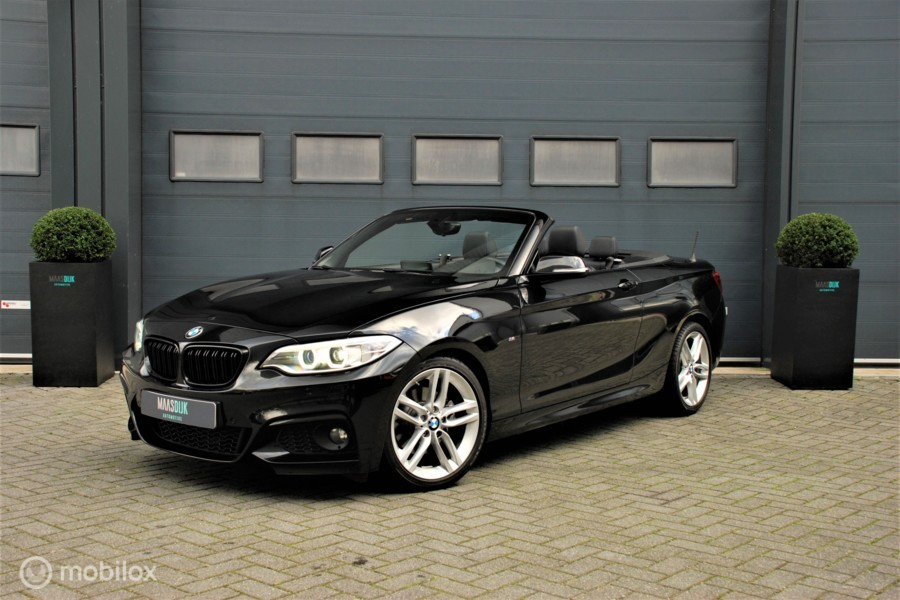 BMW 2-serie Cabrio 220i M-Sport High Executive