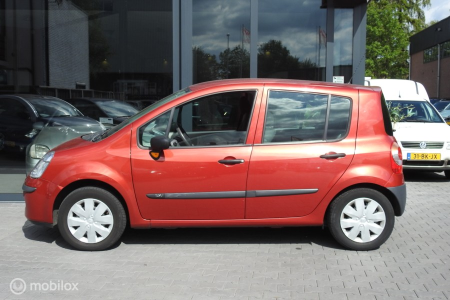 Renault Modus 1.2-16V Expression Luxe