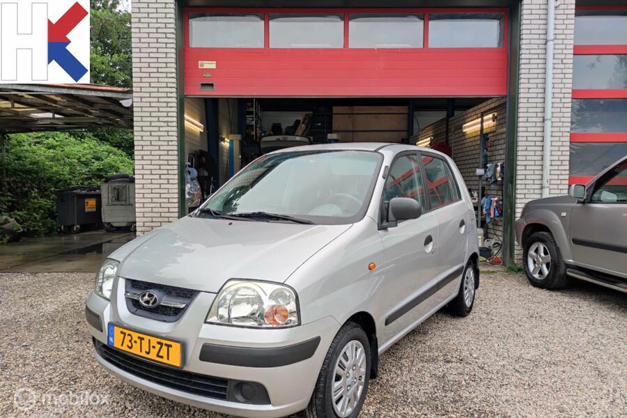 Hyundai Atos 1.1i Active Cool Airco 70.482km APK 13-07-2022!