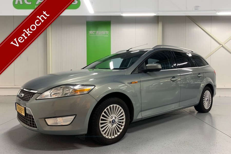Ford Mondeo Wagon 2.0 TDCi Limited
