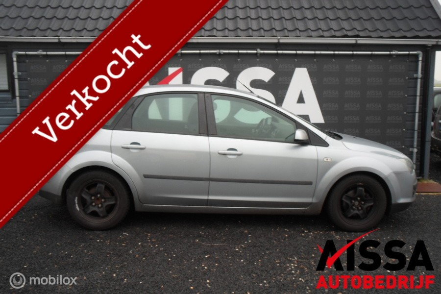 Ford Focus 1.6-16V First Edition APK 04-2020?>