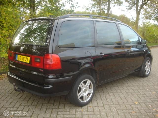 Volkswagen Sharan 1.9 TDI Aut. leer-airco Verstuiver defect