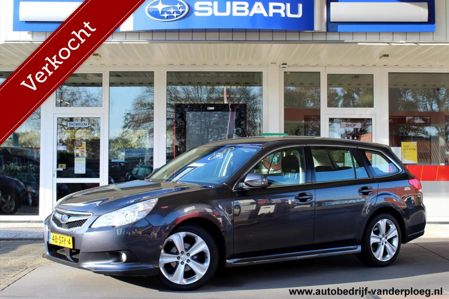 Subaru Legacy 2.0 150pk CVT Luxury * Trekhaak * Navigatie * 18 inch