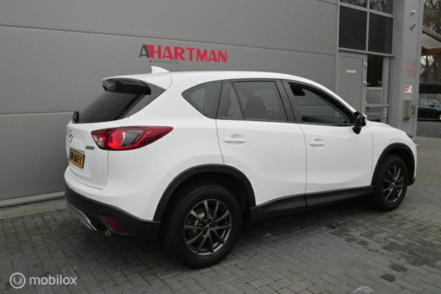 Mazda CX-5 - 2.0 SkyActiv-G 165 Skylease 2WD Navigatie