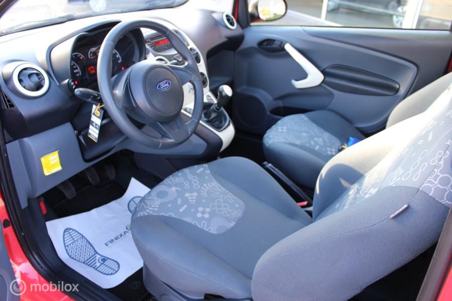 Ford Ka 1.2 Titanium airco nap