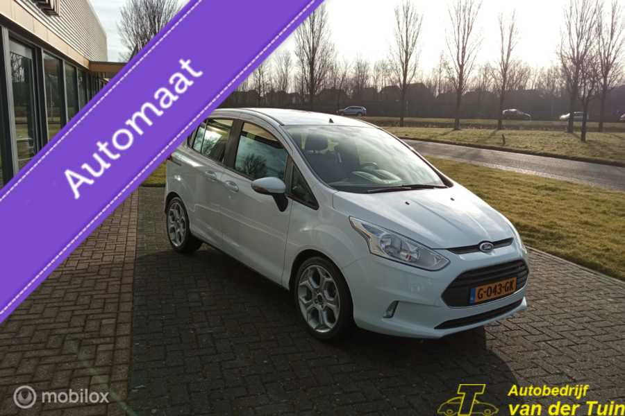 Ford B-Max 1.6 TI-VCT AUTOMAAT