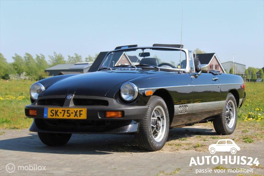 MG B type 1.8 Roadster Limited Edition (bj1980)?>
