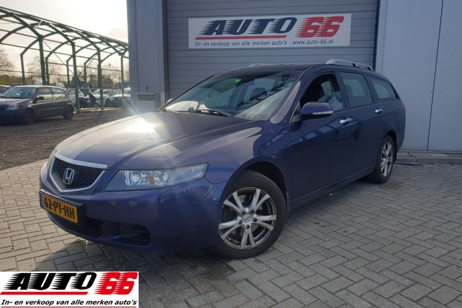 Honda Accord Tourer 2.2 CTDi Sport