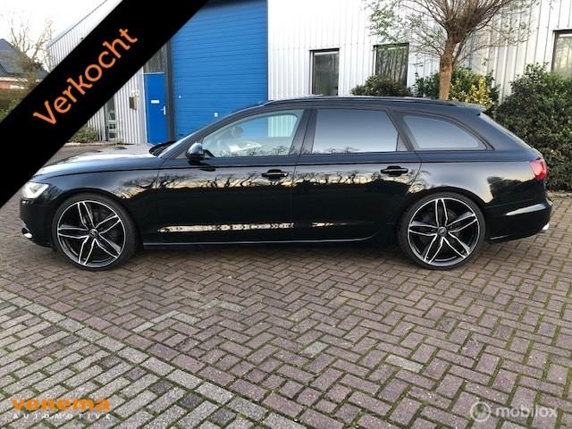 Audi A6 3.0 TDI / LED / PANORAMA / S-Line / 21 Inch LM / Navi