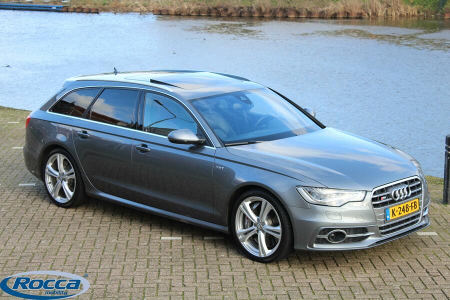 Audi S6 Avant 4.0 TFSI S6 Quattro 420PK Full Options AUDI EXCLUSIEF !