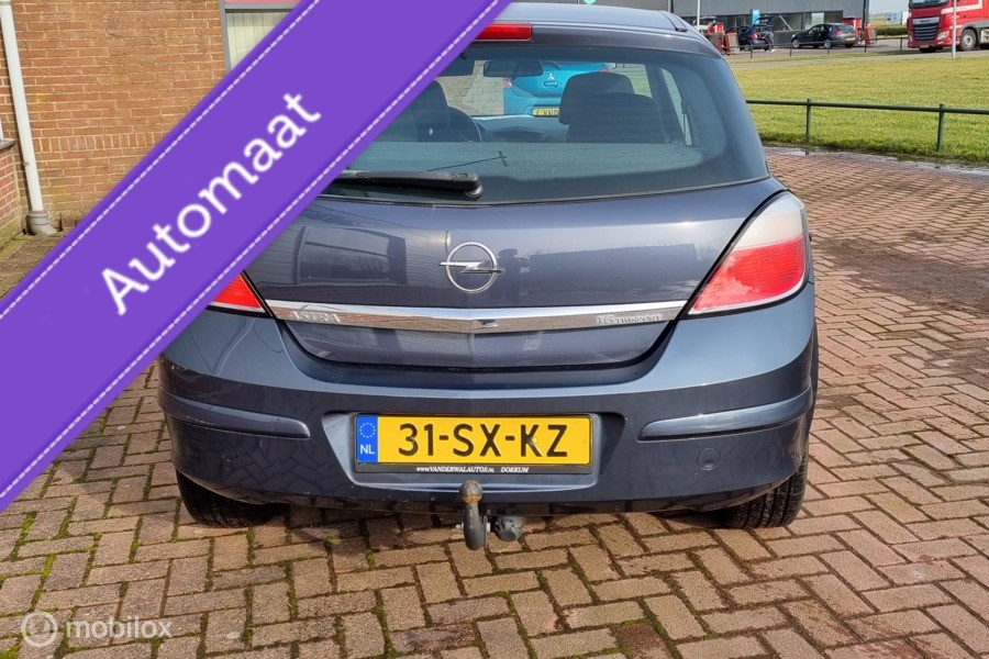 Opel Astra 1.6 Edition Automaat/134387 km NAP