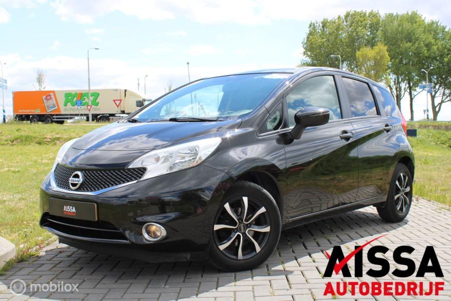 Nissan Note 1.2 Acenta APk tot 21-02-2022 Eerste eigenaar