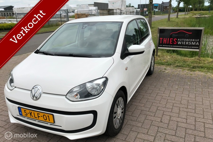 Volkswagen Up! 1.0 move up! BlueMotion Airco Navi 5Drs