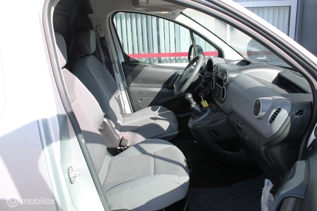Peugeot Partner 1.6 HDI L1, 75 pk, Airco, Lage km stand