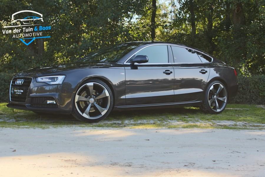 Audi A5 Sportsback 3.0 V6 TFSI quattro S-line