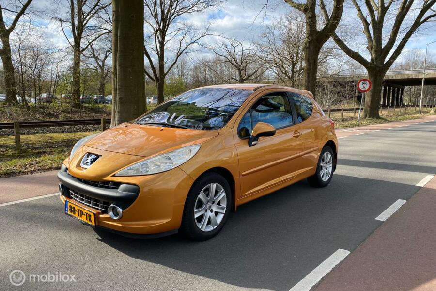 Peugeot 207 1.4-16V XS Pack met Airco NAP VERKOCHT
