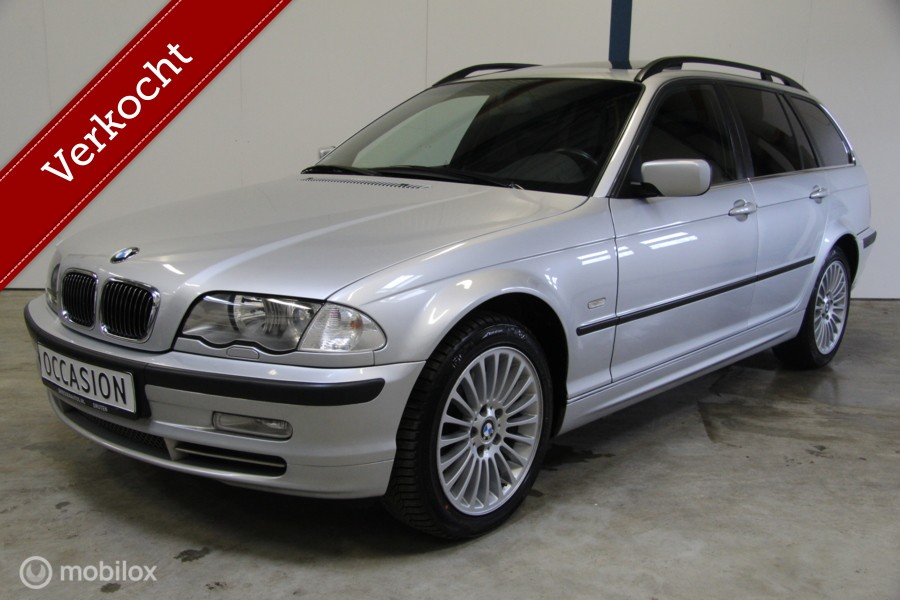 BMW 3-serie Touring 330xi Executive Automaat?>