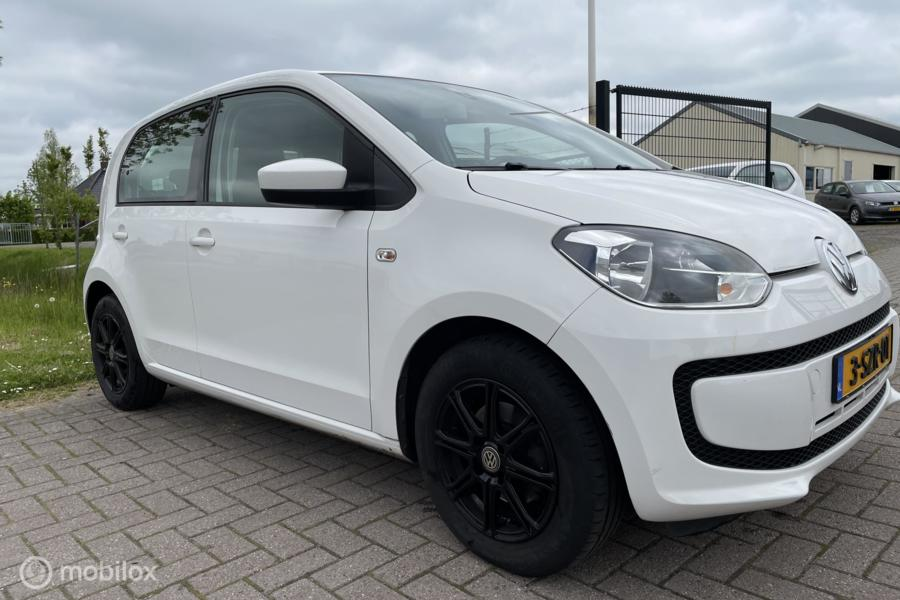 Volkswagen Up! 1.0 move up! BlueMotion Navi 5drs Airco