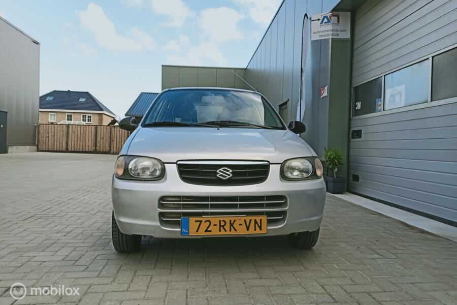 Suzuki Alto 1.1 GLX Jubilée 2 dealeronderhouden