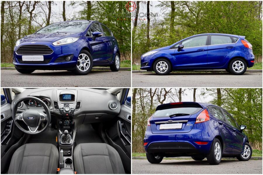 Ford Fiesta 1.5 TDCi Titanium /NAVI/CLIMA/CRUISE/LED/5-DEURS