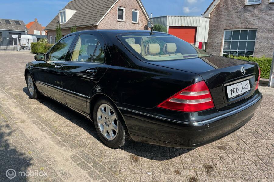 Mercedes S-klasse 320 Automaat 1e Eigenaar / NAP !!!!
