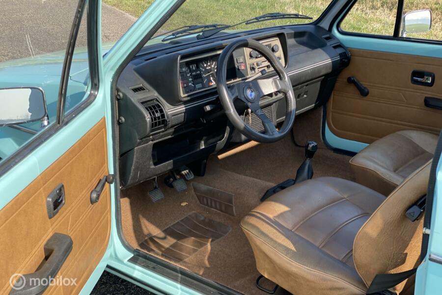 Volkswagen Golf 1.5 CL Topstaat Ragtop 5-Bak!