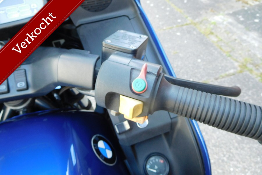 BMW Tour K 1100 LT met weinig KM