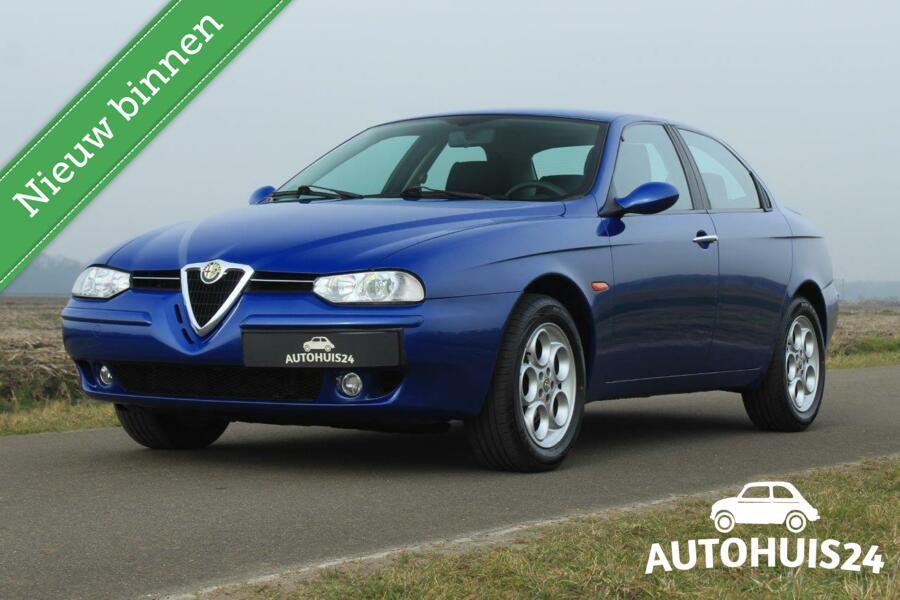 Alfa Romeo 156 1.6 T.Spark Progression (bj2004) Eerste eigenaar!