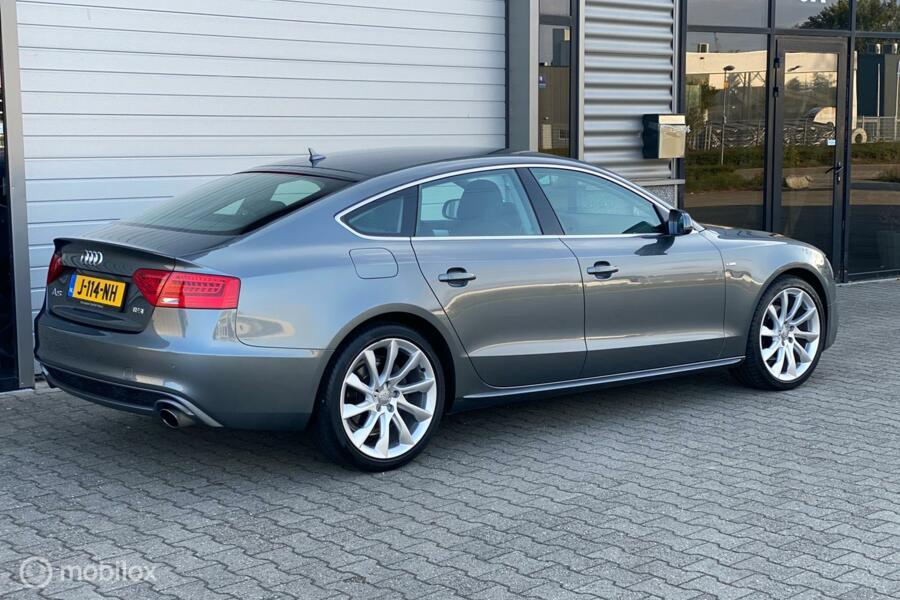 Audi A5 Sportback 1.8 TFSI S-Line Aut. Navi,PDC,Clima,Led,Xenon