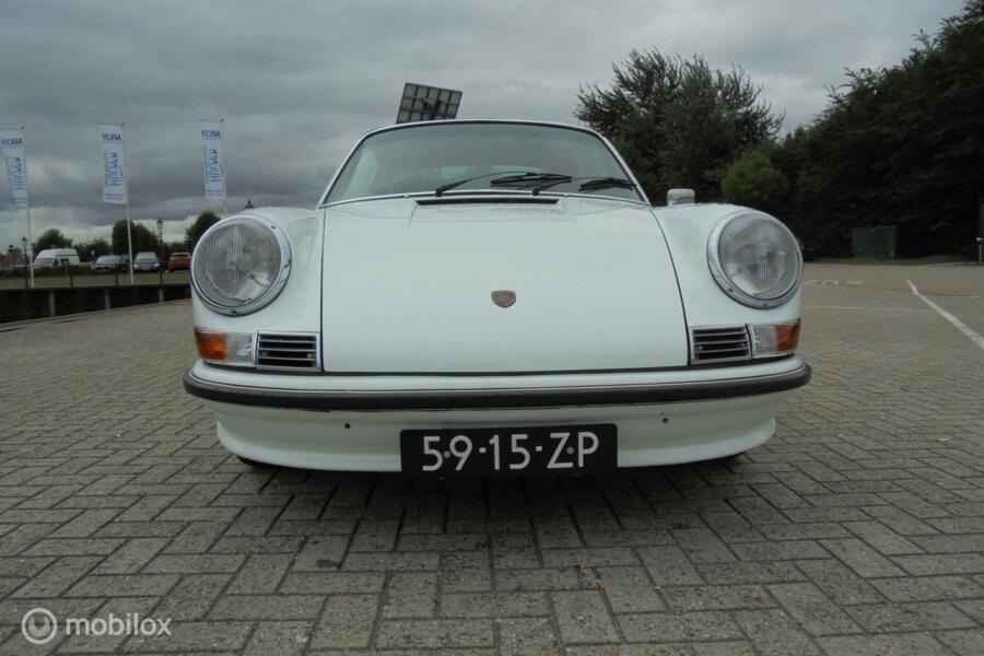 Porsche 911 2.4 T Targa Ölklappe Sportomatic