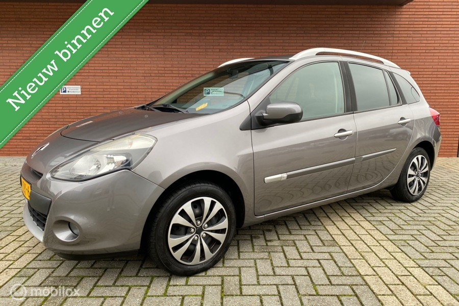 Renault Clio Estate 1.2-16V Collection Navi TOP STAAT !!!