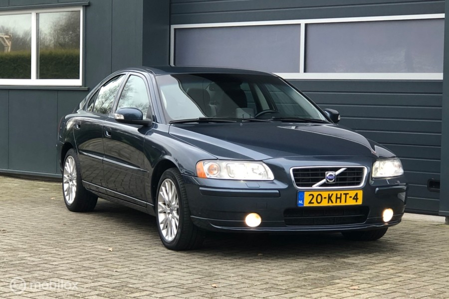 Volvo S60 2.4 D5 Geartronic 185pk  Drivers Edition