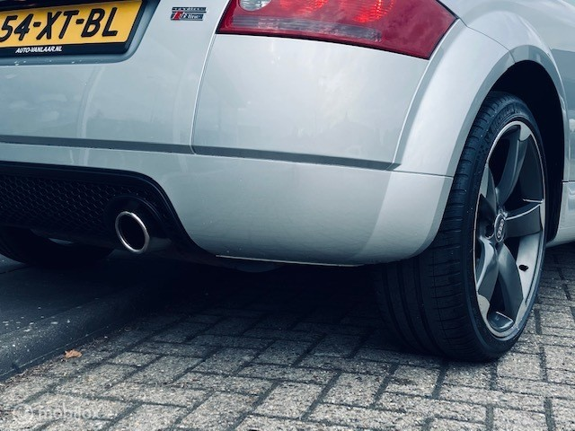 Audi TT 3.2 V6 quattro DSG Youngtimer!
