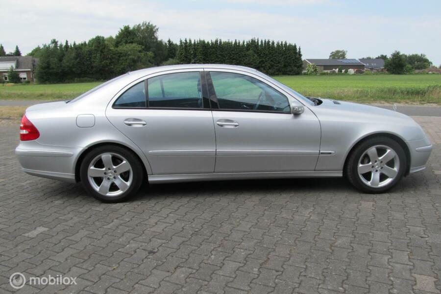 Mercedes e klasse  E 500, YOUNGTIMER nieuwstaat !!!