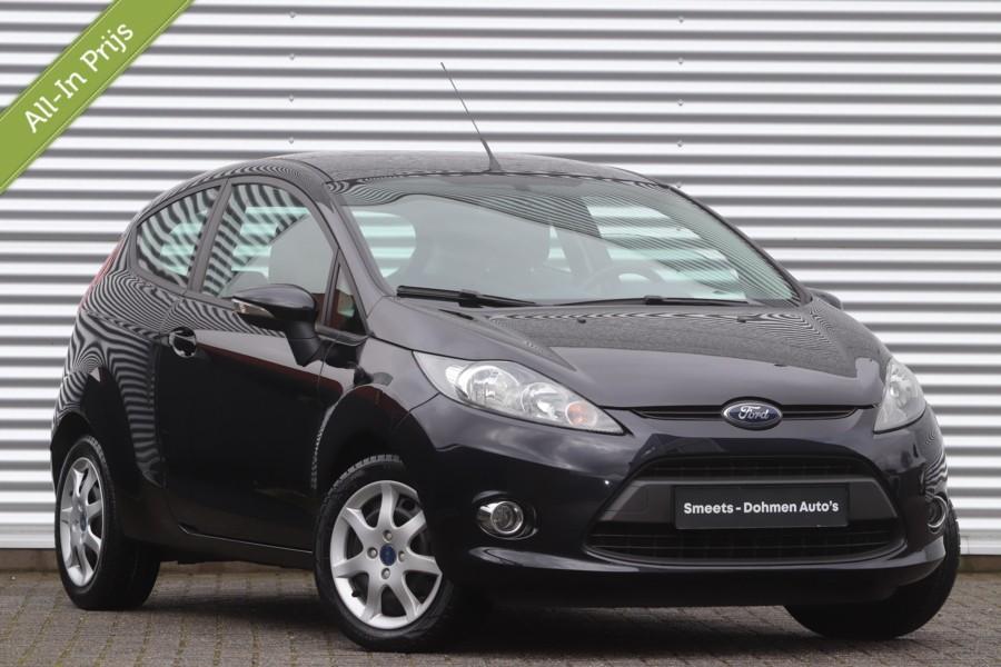 Ford Fiesta 1.25 Trend 82PK | Airco | El. Ra. | ALL IN Prijs!?>