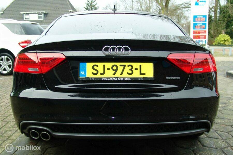 Audi A5 - 2.0TDI QUATTRO S-LINE NAVI/ECC