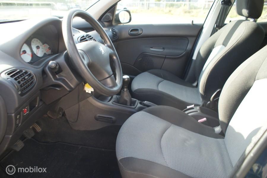 Peugeot 206 1.4 Air-line
