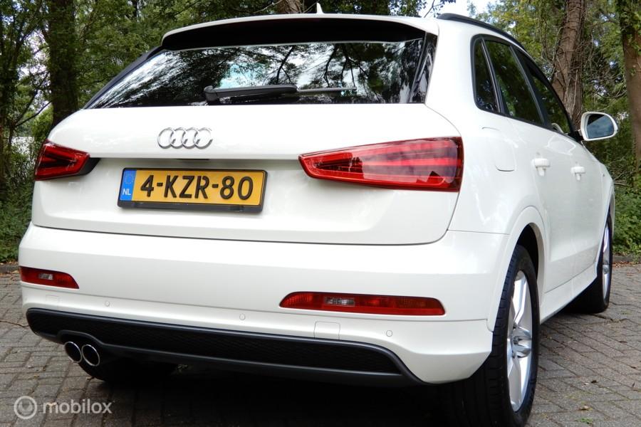 Audi Q3 2.0 TFSI quattro Pro S-Line XENON/S-TRONIC/LED/PDC/NAVI/ETC.!