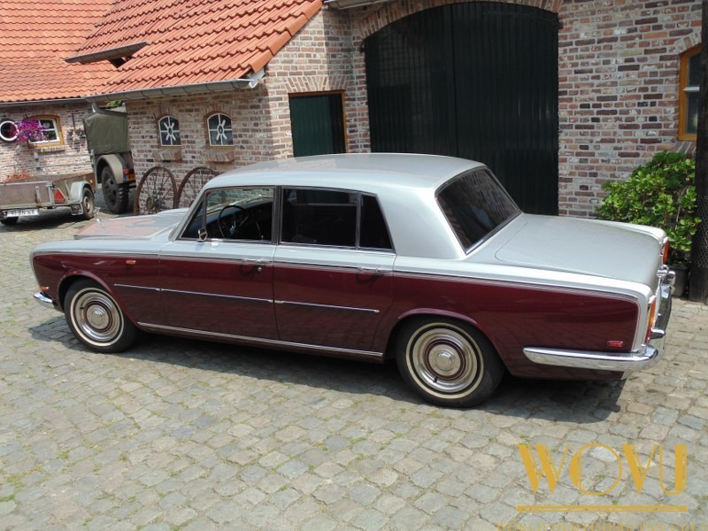 Rolls-Royce  Silver Shadow 1968