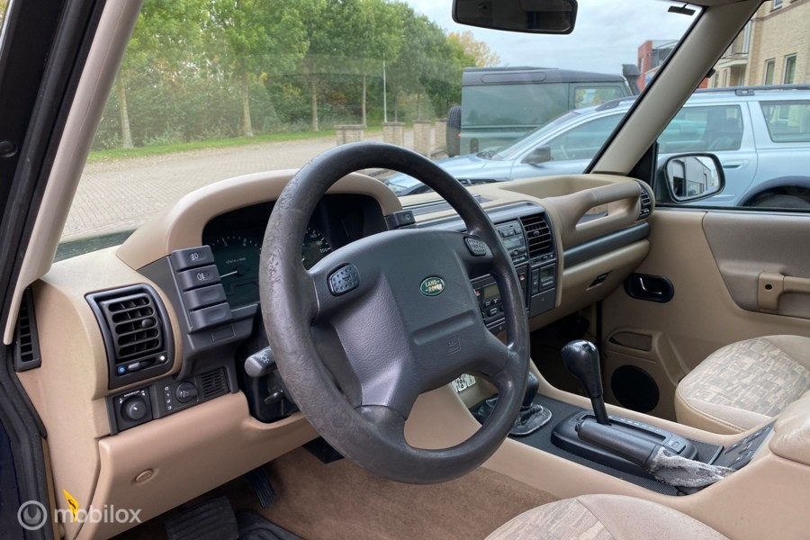 Land Rover Discovery  2.5 Td5 S
