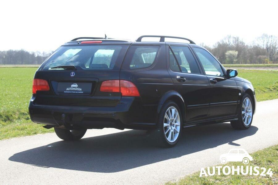 Saab 9-5 Estate 2.0t 150pk Business (bj2008)