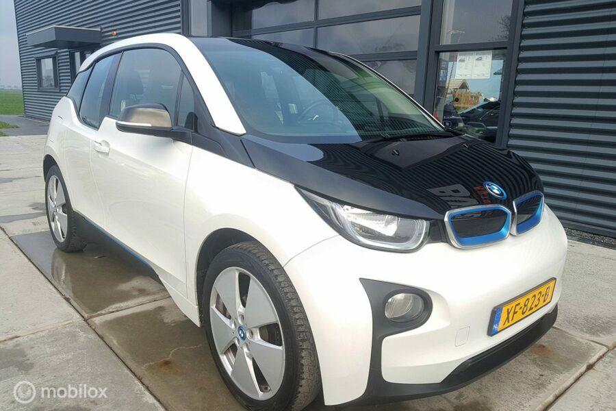 BMW i3 Comfort Adv 125kw 4% bijtelling, Snellaadpakket?>
