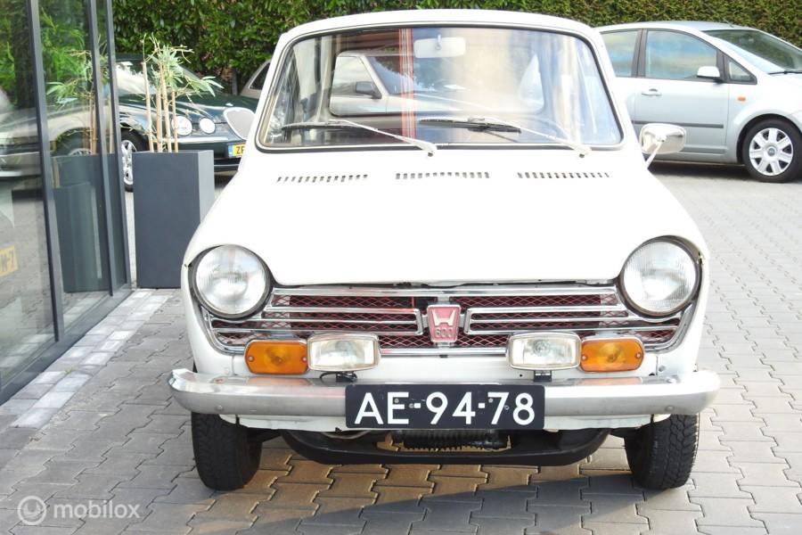 Honda N 600 600 Touring